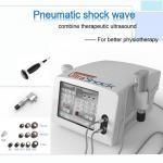UltraShock Penumatic shock wave Ultrasound machine Physical therapy