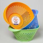 プラスチックColander、プラスチックこし器
