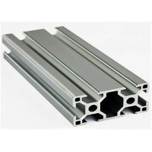 China Construction Stock Aluminum Extrusion Profiles , 6005a Extruded Aluminium Channel on sale