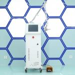 10600nm Skin smooth co2 laser fraccional equipo laser co2 fraccionado for Madical clinic use