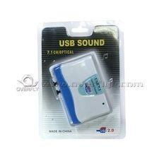 China プラスチック480Mbitデジタル/アナログの可聴周波プレーバックUSB 7.1 Fibericのサウンド カード on sale