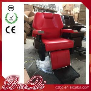 big pump red barberchairs used hair styling chairs luxury barber