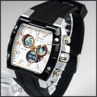 men Electronic wrist watch 3atm for diving