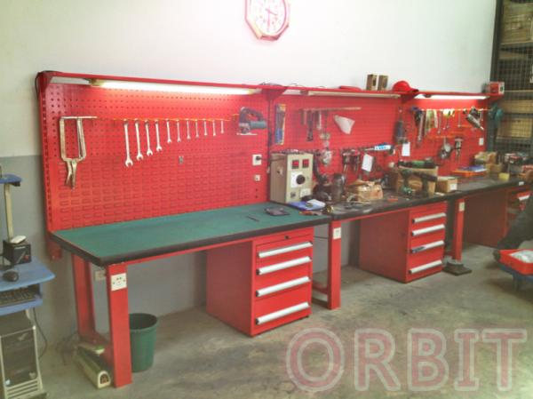 Sensational Heavy Duty Industrial Workbenches With Wood Composite Cjindustries Chair Design For Home Cjindustriesco