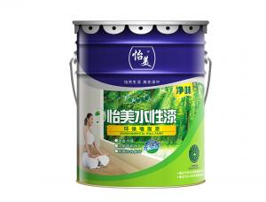 China Scratch Resistant Water Based Exterior Paint Exterior House Paint And Primer on sale