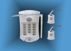 China Elderly Medical Alert System - Lifemax Auto Dial Panic Alarm with Two Panic Buttons CX-66A on sale