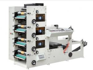 Quality Fully Automatic 4 Color Flexo Printing Machine For Paper Products RY-600 for sale