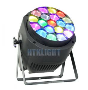 China 4in1 B EYE Stage Effect Light 19x15W With Dedicated Channel For Color Temperature Setting on sale