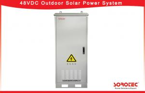 China Outdoor Solar Systems 48V DC Power Supply , 45-65HZ AC input Frequency range on sale