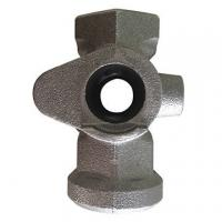 China Sand Blasting Ductile Iron Valve Parts Casting For Gas Valve Hydraulic Part on sale