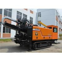 China 66T Trenchless Horizontal Directional Boring Machine Pipe Pulling HDD Machine DL660 on sale