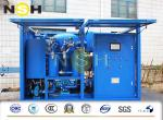 Centrifugal Vacuum Oil Recycling Plant / Transformer Oil Treatment Plant