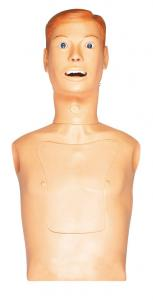 China Nasogastric Feeding & Tracheal Intubation Simulator for Basic Nursing Training on sale