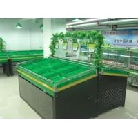 China Metal Fruit and Vegetable Shelving Racks Display for retail stores, supermarket on sale