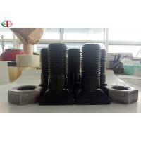 High Strength Chrome Bolts and Nuts for Mine Mill Liners EB567