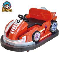 Fairground Indoor Bumper Cars / Amusement Park Physics Bumper Cars