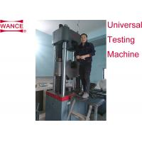 China Large Servo Hydraulic Universal Testing Machine For Concrete Ribbed Bars ISO6935 on sale