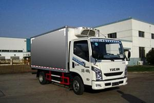 China CLWNJ5048XLC4C accessible refrigerated trucks0086-18672730321 on sale