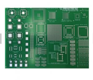China High Precision 10 Layer PCB HDI Circuit Board HAL Rohs Peelable Mask on sale