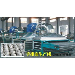 China The Newest Type Stainless Steel Manual Noodles Making Machinery on sale