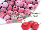 Good Taste Frozen Organic Hawthorn Berry Fruit Diameter 21mm To 28mm
