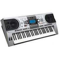 DC12V / 800MA 61-Key Standard Keyboard Musical Instruments With Sustain Pedal Jack / USB Port