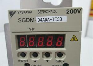 Yaskawa Servopack Sgdm 15ada Te3b Ebay 9