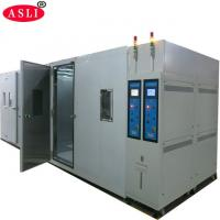 China Electronic Products Machinery Damp Heat  Environmental Temperature Humidity Calibrator Test on sale