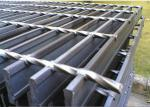 Heavy Duty Industrial Steel Grating For Fire Truck Platform with I Type Bar