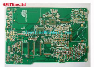 China Bluetooth Audio Receiver SMD LED PCB Board Component Electronic Aluminium Material on sale