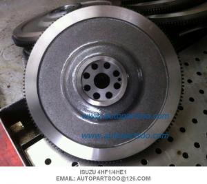 China ISUZU 4HE1 Flywheel Bolantes Del ISUZU 4HF1 Volantes on sale