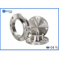 China Forged ASTM B564 UNS N08031 ASME B16.5Weld Neck Pipe Flanges Alloy 31  WN SO BL Flange on sale