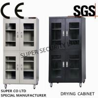 Moisture proof Auto Dry Cabinet , Electrical desiccant dry cabinet