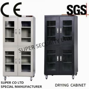 China Moisture proof Auto Dry Cabinet , Electrical desiccant dry cabinet on sale