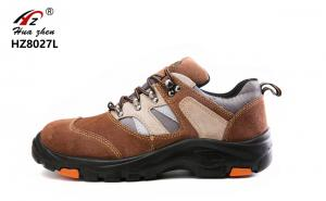 China Oil Resistant BK Mesh Rubber Safety Shoes Sport Style With CE Certificate on sale