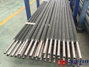 China Spiral Fin Tubes / Pin Tubes Carbon Steel on sale