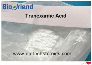 China Medication Tranexamic Acid Pharma Raw Materials 1197-18-8 Prevent Excessive Blood Loss on sale