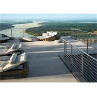 Popular Stainless Steel Balustrade Systems , Stainless Steel Garden Railings