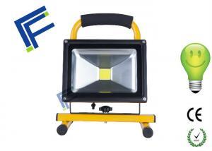 China Portable Battery Powered LED Work Light 20W Rechargeable LED Flood Light 12V 24V on sale