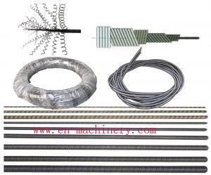 China Vibrator Shaft Flexible Shaft Transmission Shaft Machining Part on sale