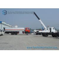 Single Cab Styer King IND 35 Wrecker Tow Truck Independent Boom And Under Lift