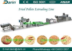 China 3D Pellet Snack Extruder Machine , potato chips making machine on sale