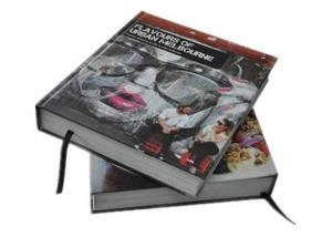 China Full Color Print Photo Book / Glossy Paper Art Photo Book Printing Service on sale