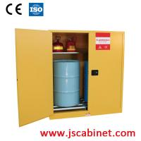 CABINETS FOR STORING FLAMMABLE LIQUID DRUMS & BARRELS
