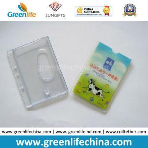 China China Factory High Quality ID Card Holder W/Custom Printing on sale