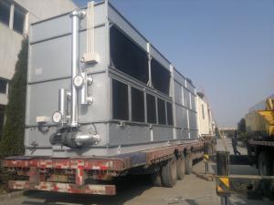 High Efficiency Open Cooling Tower 100 4kPa Operation Work Pressure