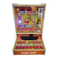 EC07 Make Money For You Africa Zambia Congo Like Buy Coin Operated Mario Fruit Games Gambling Jackpot Bonus Slot Machine