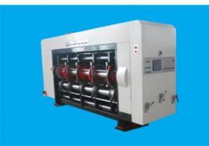 Quality Машина Slotter принтера Flexo дистанционного управления с частями фидера 150 края руководства/минутой for sale