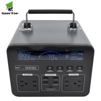 China 700W 189000mAh Portable Camping Power Bank With LED Lighting on sale
