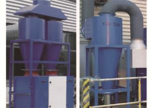 China Plasma Cutting Fume Cyclone Dust Collection Systems?, Cyclone Dust Separator Collector on sale